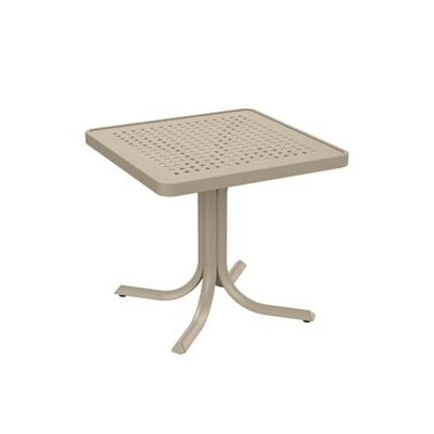 Boulevard End Table Finish: Sonora