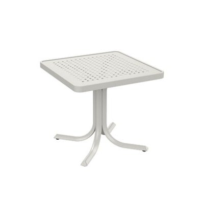 Boulevard End Table Finish: Shell
