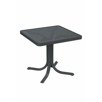 Boulevard End Table Finish: Graphite