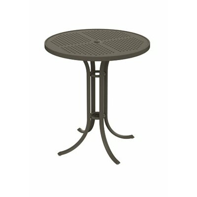 Boulevard Bar Table Finish: Mocha
