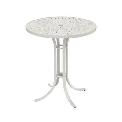 Boulevard Bar Table Finish: Shell