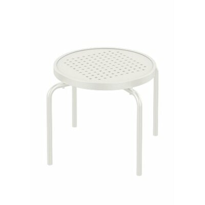 Boulevard Stacking Tea Table Finish: Shell
