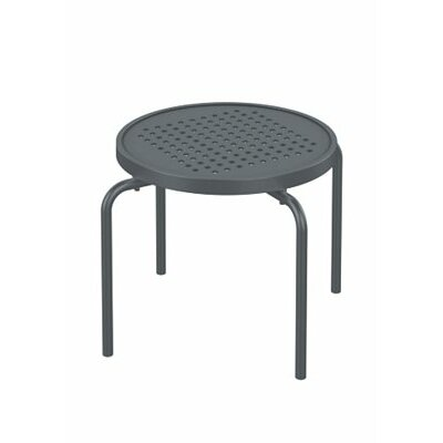 Boulevard Stacking Tea Table Finish: Graphite