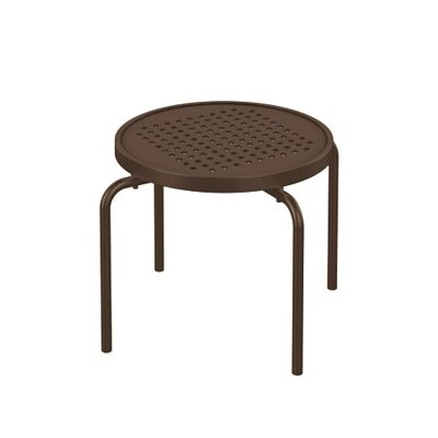 Boulevard Stacking Tea Table Finish: Greco