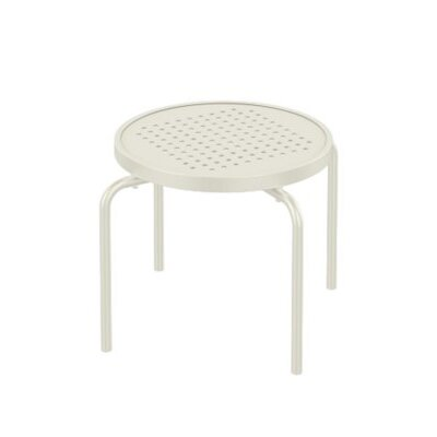 Boulevard Stacking Tea Table Finish: Parchment