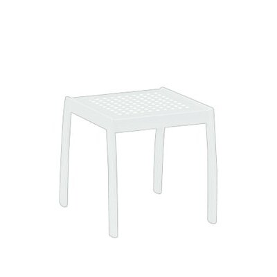 Boulevard Tea Table Finish: Snow