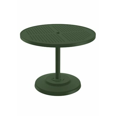 Boulevard Dining Umbrella Table Finish: Woodland, Table Size: 36 L x 36 W