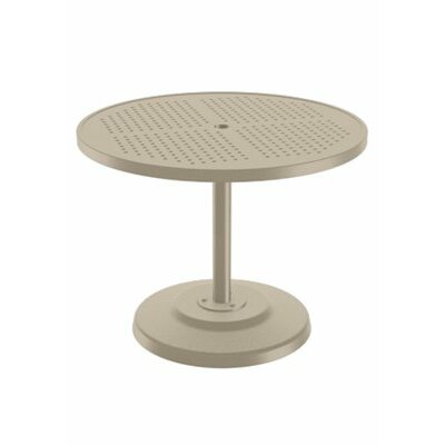 Boulevard Dining Umbrella Table Finish: Sonora, Table Size: 36 L x 36 W