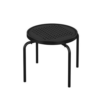 Boulevard Stacking Tea Table Finish: Obsidian