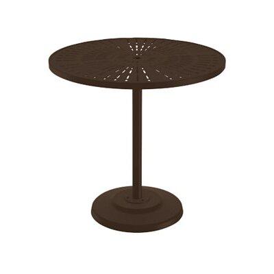 LaStratta Bar Table Finish: Greco