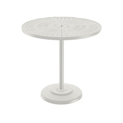 LaStratta Bar Table Finish: Shell
