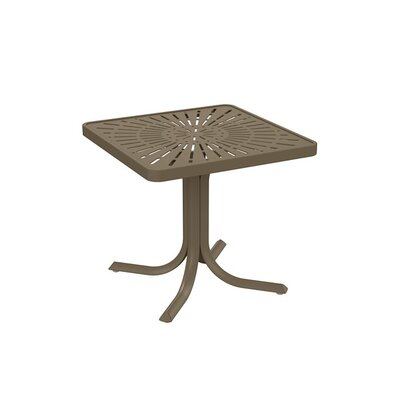 LaStratta End Table Finish: Moab
