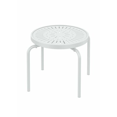 LaStratta Stacking Tea Table Finish: Snow