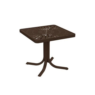 LaStratta End Table Finish: Greco