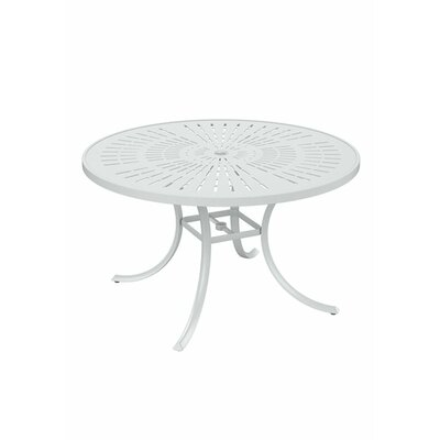 LaStratta Dining Table Finish: Snow