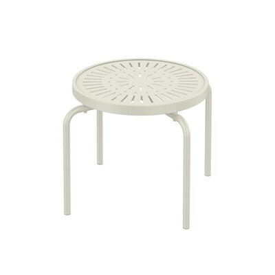 LaStratta Stacking Tea Table Finish: Parchment