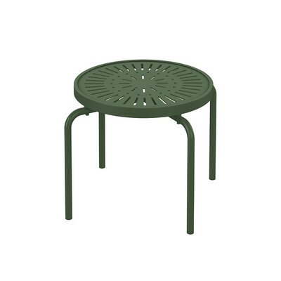 LaStratta Stacking Tea Table Finish: Woodland