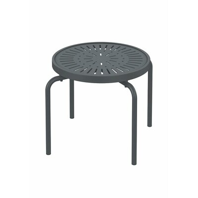 LaStratta Stacking Tea Table Finish: Graphite