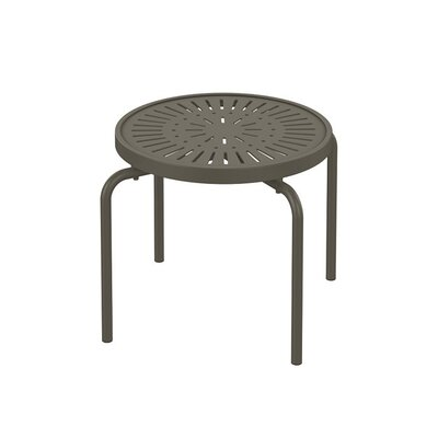 LaStratta Stacking Tea Table Finish: Mocha