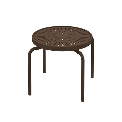 LaStratta Stacking Tea Table Finish: Greco