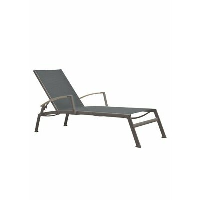 Sono Chaise Lounge Finish: Charcoal / Dark Gray