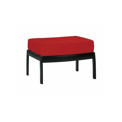 South Beach Ottoman with Cushion
