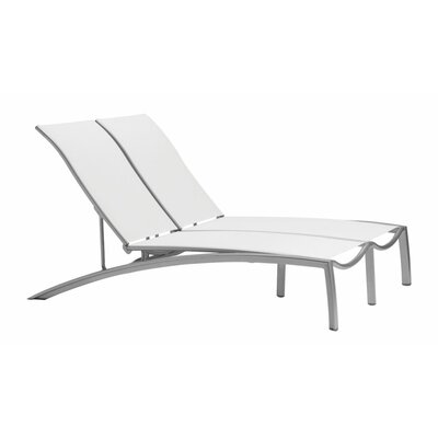 Serious Beach Double Reclining Chaise Lounge Product Photo