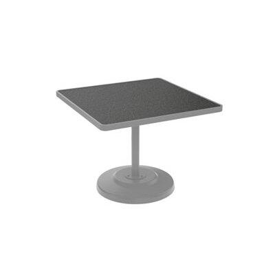 Raduno Square Pedestal Dining Table