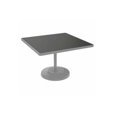 Raduno Square Pedestal Dining Table