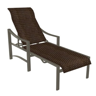 Kenzo Chaise Lounge Finish: Mocha