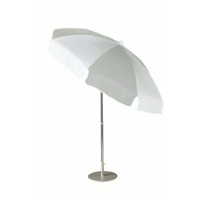 7.5 Drape Umbrella Color: Rutgers