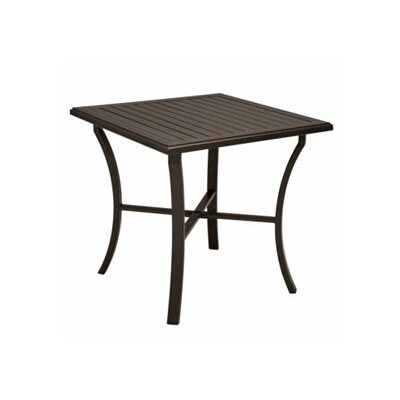 Banchetto Bar Table Finish: Moab