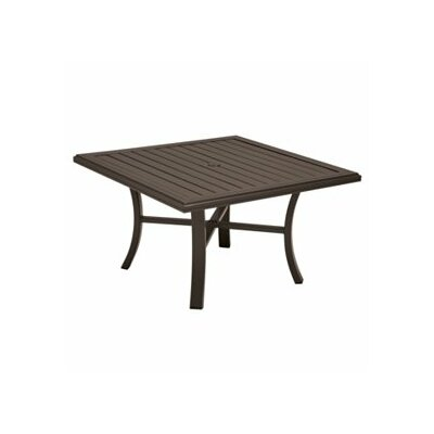 Banchetto Chat Table Finish: Graphite
