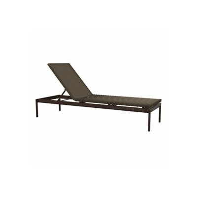 Cabana Club Chaise Lounge Finish: Parchment