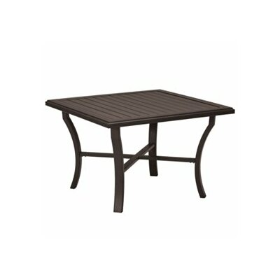 Banchetto Dining Table Finish: Bronze
