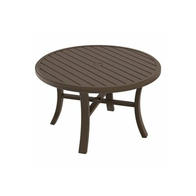 Banchetto Chat Table Finish: Woodland