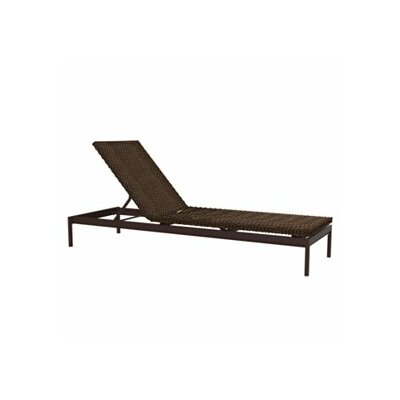 Cabana Club Chaise Lounge Finish: Shell
