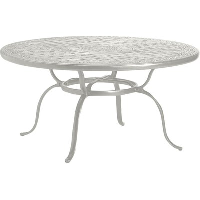 Dining Table Finish: Shell