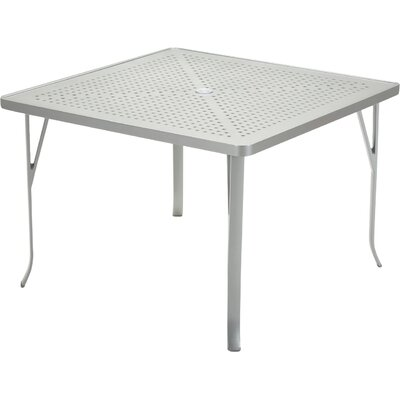Boulevard Dining Table Finish: Parchment