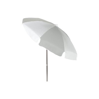 7.5 Alternaing Panels Drape Umbrella Color: Rincon
