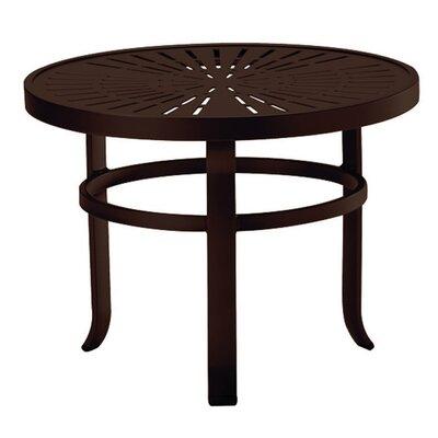LaStratta Side Table Finish: Greco