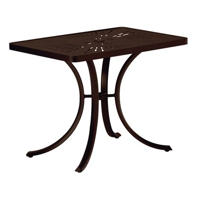 La'Stratta Dining Table Finish: Greco