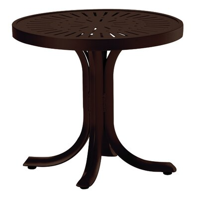 La'Stratta Side Table Finish: Greco