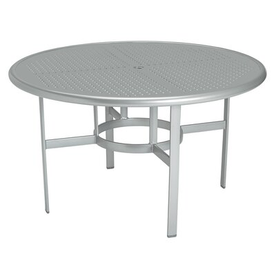 Boulevard Dining Table Finish: Snow