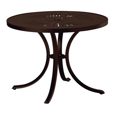 LaStratta Dining Table Table Size: 36, Finish: Woodland