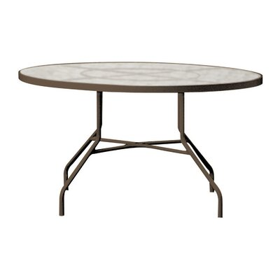 Dining Table Finish: Sonora