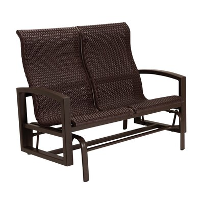 Lakeside Double Glider Finish: Mocha