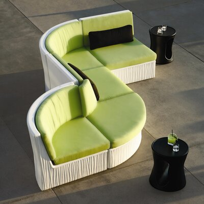 Exquisite Mobilis Sectional - Product image - 14800