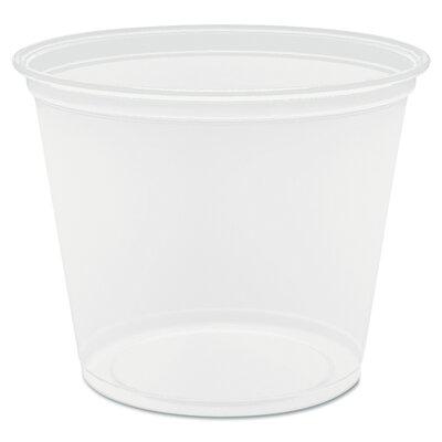 Dart Conex Complement Portion Cups, 5 1/2 oz., Translucent, 125/Bag DCC550PC
