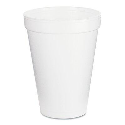 12 oz. Drink Foam Cup (Carton of 1,000) DCC12J16